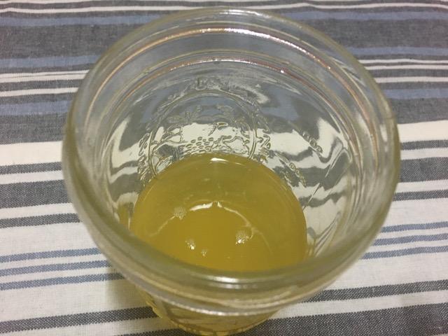 柚子酵素シロップ
