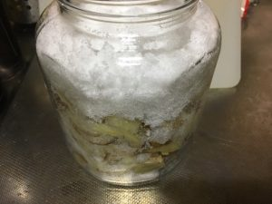 生姜酵素シロップ 作り方